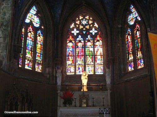 Saint-Samson Cathedral - Altar - Dol de Bretagne