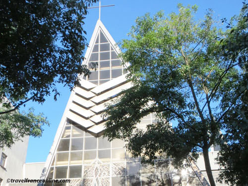 St Marcel de la Salpetriere Church in Paris