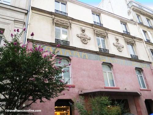 Rue des Rosiers hammam