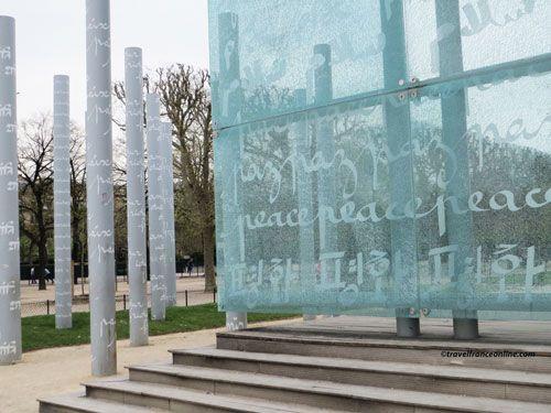 Mur de la Paix