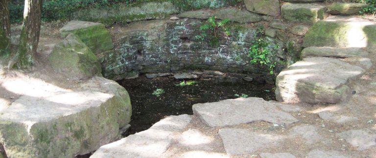 Fontaine de Jouvence – Foret de Paimpont