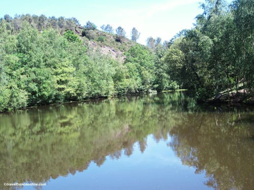 Miroir aux Fees in Broceliande