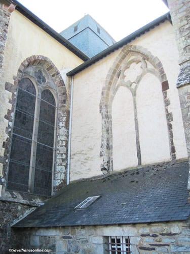 Paimpont Abbey
