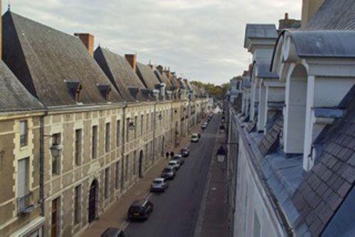 Grande Rue in Richelieu