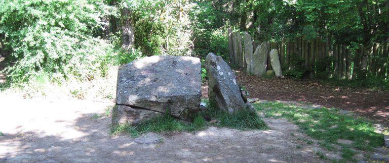 Tombeau de Merlin – Foret de Broceliande