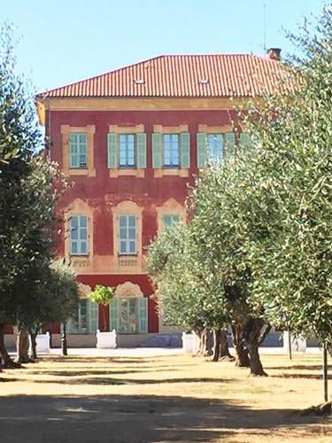 Museum - Maison de Matisse in Cimiez