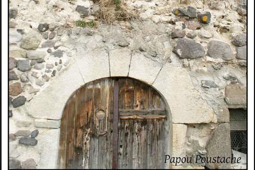 Monton troglodyte dwellings - cellar