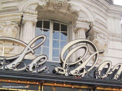 Paris 14th district - Cafe