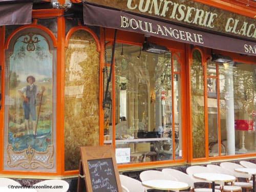 Paris 17th district - Boulangerie