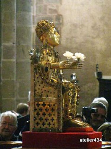 Sainte Foy Feast Day in Conques