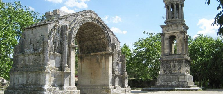 Glanum – Roman ruins – St-Remy-de-Provence