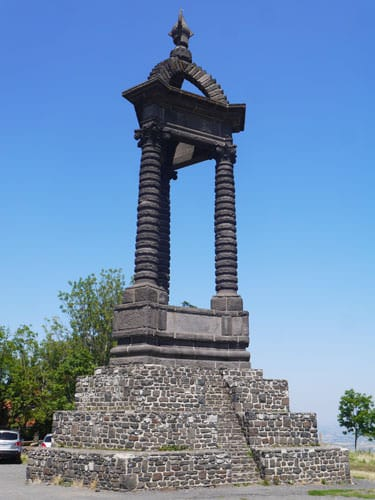 Gergovie Monument