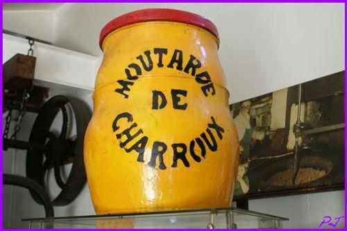 Charroux mustard