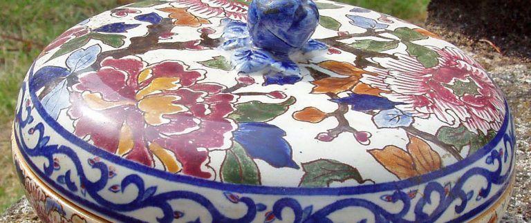 Limoges porcelain and Renoir's Birthplace