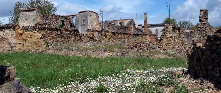 Oradour-sur-Glane massacre – WWII – Limousin