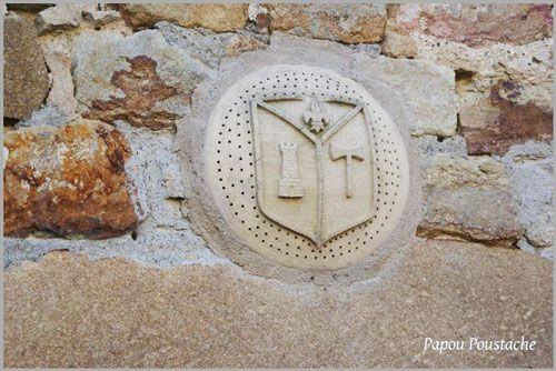 Montpeyroux La Tour d'Auvergne coat of arms