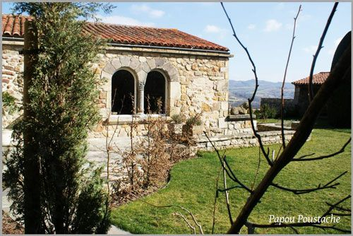 Romanesque church of Montpeyroux