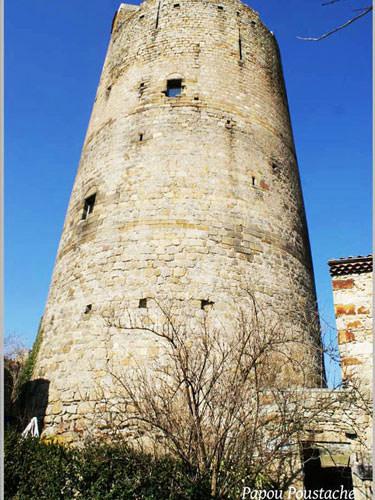 Donjon of Montpeyroux