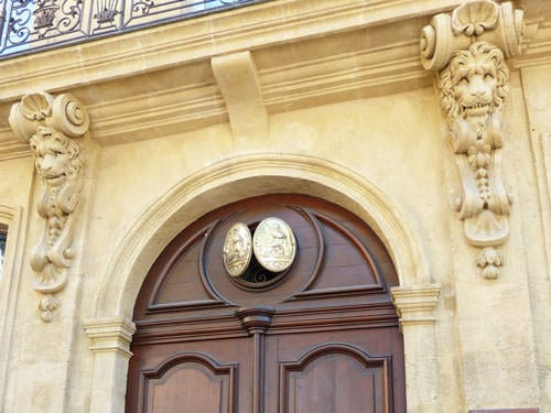 Notaire office in Aix-en-Provence