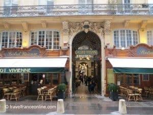 Entrance to Galerie Vivienne