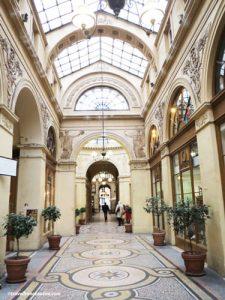 Galerie Vivienne and rotunda