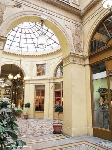 Galerie Vivienne - rotunda