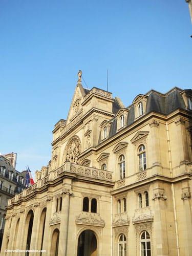 Mairie du 1er Arrondissement de Paris