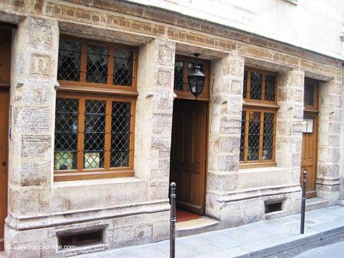 Nicolas Flamel House