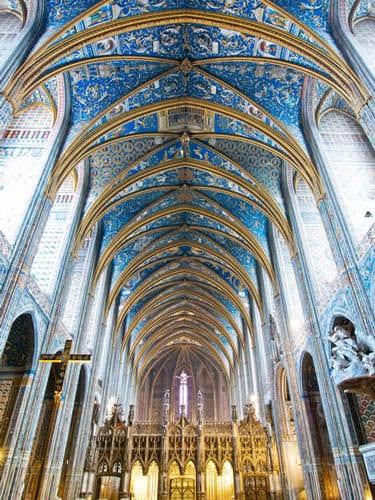 Sainte-Cecile Cathedral in Albi