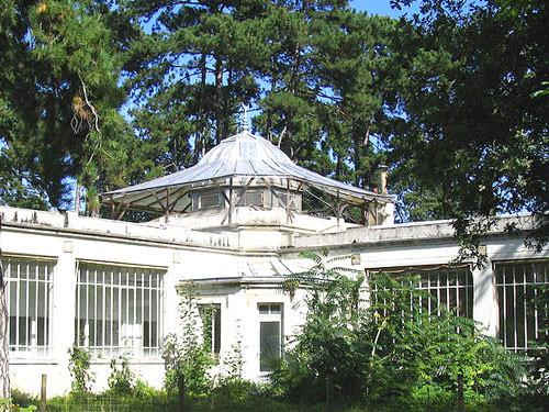 Pavillon de la Tunisie in Bois de Vincennes