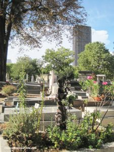 Montparnasse Cemetery