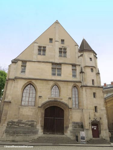 Musee Dupuytren - Couvent des Corde;eirs former refectory