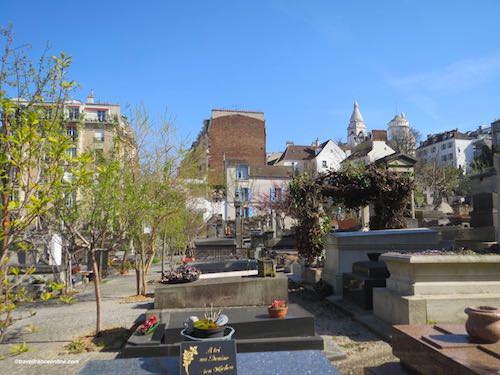 Saint-Vincent Cemetery in Montmartre