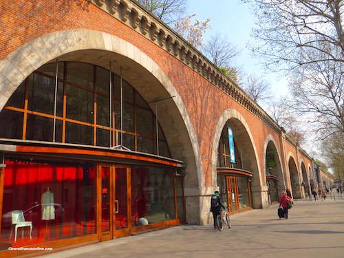 Viaduc des Arts in Paris