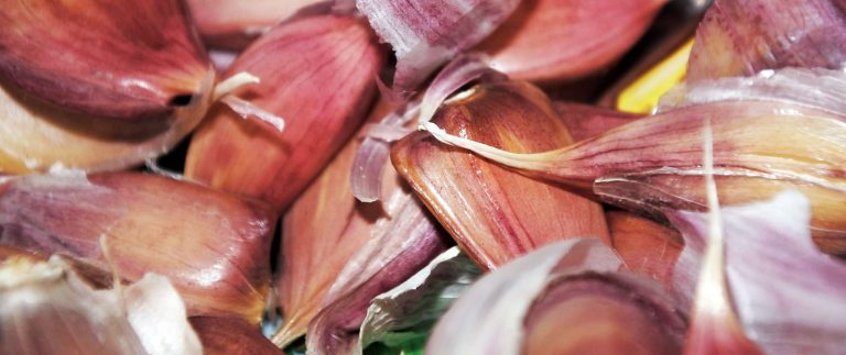 Pink garlic soup of Lautrec – Recipe