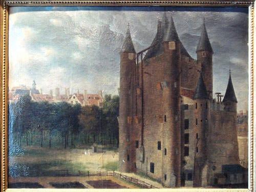 Quartier du Temple - Knights Templar's Tour du Temple