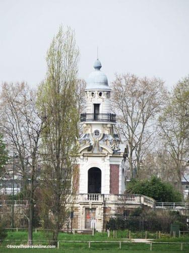 Bois de Boulogne - Pavillon de Hertford