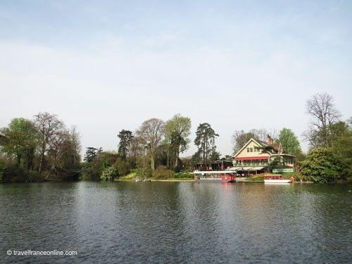 Bois de Boulogne - Swiss chalet