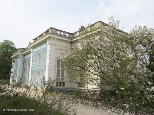Chateau de Bagatelle - Trianon