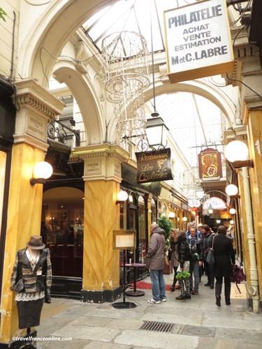 Passage des Panoramas - Galerie des Varietes