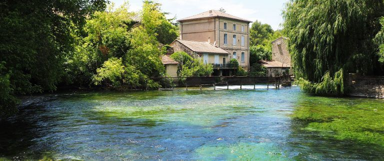 Fontaine de Vaucluse – Luberon – Provence