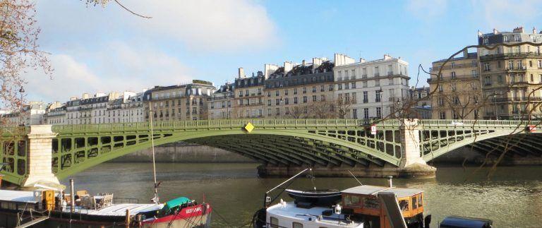 Pont de Sully – Paris bridge – Facts