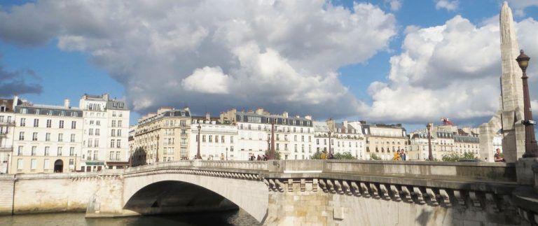 Pont de la Tournelle – Paris bridge – Facts