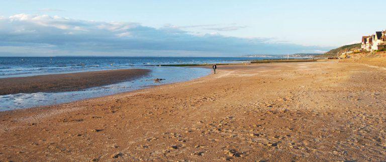 Houlgate – seaside resort – Basse-Normandie