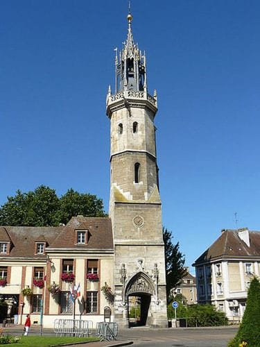 Tour de l'Horloge in Evreux