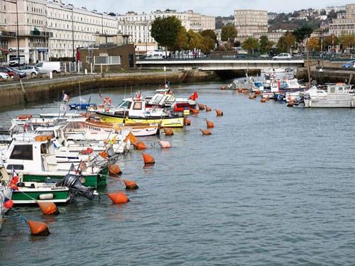 Le Havre harbour