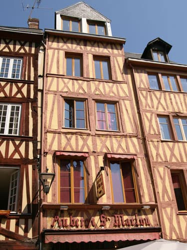 Nos224-226 Rue de Martainville in Rouen