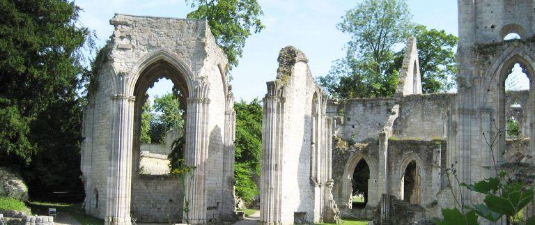 Jumieges Abbey – Seine-Maritime – Normandie