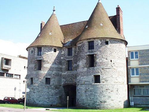 Dieppe - Porte des Tourelles