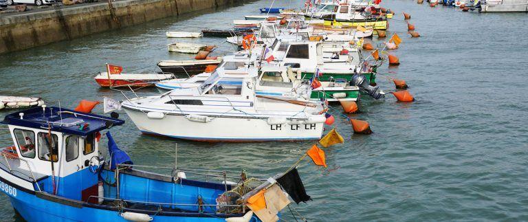 Le Havre city – harbour – Haute Normandie